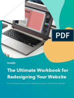 The Ultimate Guide to Redesigning Your Website - Workbook.pdf