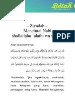 1562725377100_Ziyadah 6-Mencintai Nabi Shallallahu 'Alaihi Wa Sallam