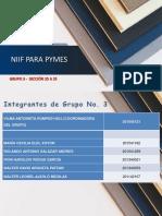 NIIF PYMES 25-35