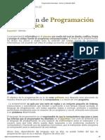 Programación Informática - Qué Es y Definición 2019