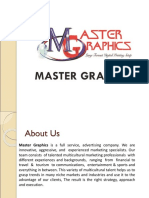 Master Graphics - Company Profile
