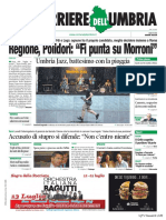 Rassegna stampa dell'Umbria, sabato 13 luglio 2019 UjTV News24 LIVE