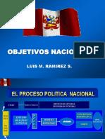 objetivo nacional