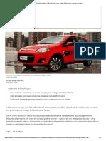 Fiat Faz Recall de 138.116 Palio, Uno, Doblò e Siena Por _airbags Mortais