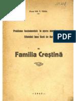 Sf Ioan Gura de Aur - Familia Crestina