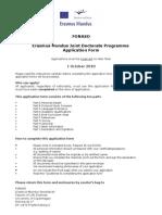 FONASO Application Form 1 June 2010[1]