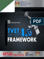 TVET 4.0 Framework 2018 - 2025