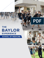 Baylor experience