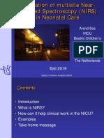14. Multisite NIRS Application Precourse Arend Bos