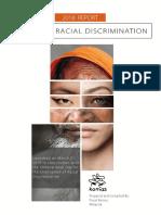 Malaysia Racial Discrimination Report 2019