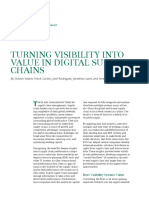 BCG Turning Visibility Into Value in Digital Supply Chains