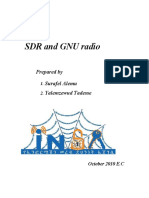 SDR AND GNU