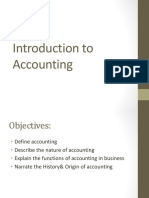 CH 1 Accounting