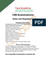 CSS Examinations