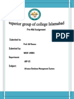 Student Management System and Types Of Joins
