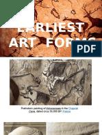 Art 9 - Earliest Art Forms.pptx