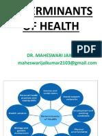 determinantsofhealth-171220091650