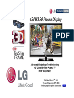 Lg 42pw35 Training Manual SMPS PN EAY62170901 PDF Páginas 1 80 Compactado