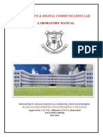 Mdc Lab Manual