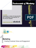 Chapter 1 - Marketing-Creating _ Capturing Customer Value