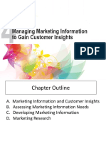 Chapter 4 - Managing Marketing Information to Gain  Customer Insights.pptx