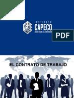 Contrato de Trabajo Diapositivas