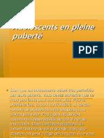 prezentacija puberte