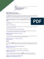 SQL Survival Guide