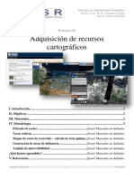 Adquisición de recursos cartográficos