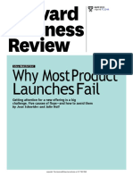 Why Most Product Launches Fail