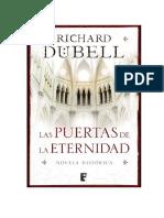 Las puertas de la eternidad - Richard  Dubell.doc