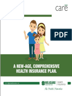 Care (Health Insurance Product) Brochure