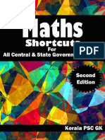 100 Maths Shortcuts for All Government Exams