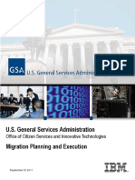 IBM FDCCI Migration Planning and Execution 093011
