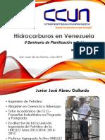 Hidrocarburos en Venezuela.ppt