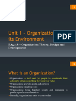 BA5018 - Unit 1 – Organization and its Environment.pdf
