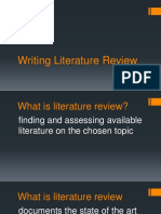 Writing Literature Review Ver2