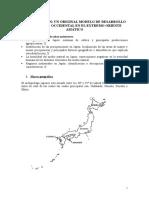 Geografía de los grandes espacio:JAPÓN