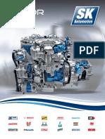 SK Portfolio Linha Motor - 2015