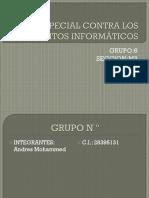Ley Especial Contra Los Delitos Informáticos Definiciones