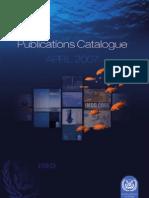 Catalogue April 2007