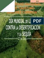 Monografia 01 Dia Internacional Contra La Desertificación y Sequía Pga Sección A