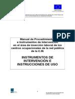 Mp Instrumentos e Instrucciones