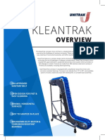 KleanTrak General Brochure 1