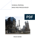 Technical Proposal Boiler 1 Tph