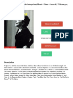 Edith Piaf _ collection grands interprètes (Chant + Piano + Accords) Télécharger, Lire PDF