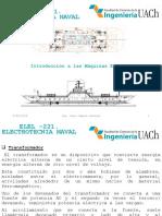 ELEI 221 4 Máquina Eléctricas Transformador (REV 2019)