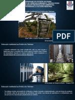 Educação Ambiental e Turismo