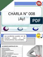 Charla n08