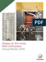 Schindler group report 2016